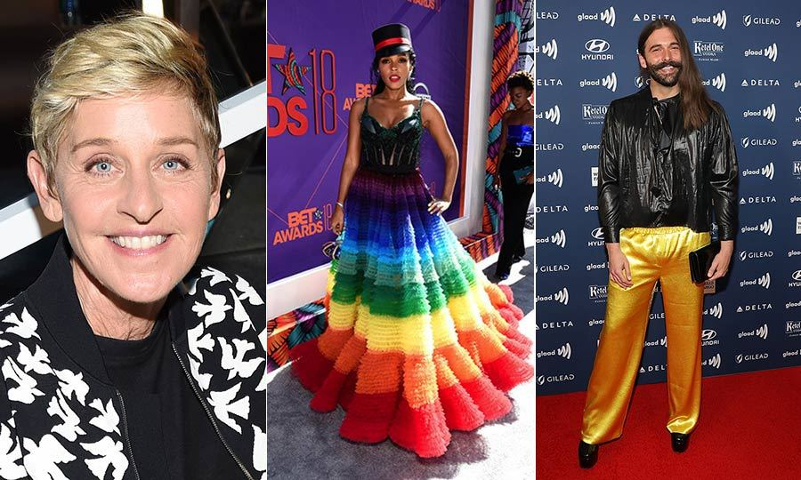 "Happy <strong><a href=""https://ca.hellomagazine.com/pride"">Pride</a></strong>!