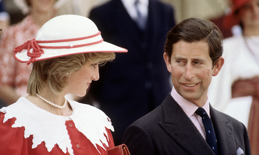 <h2>Charles and Diana</h2>