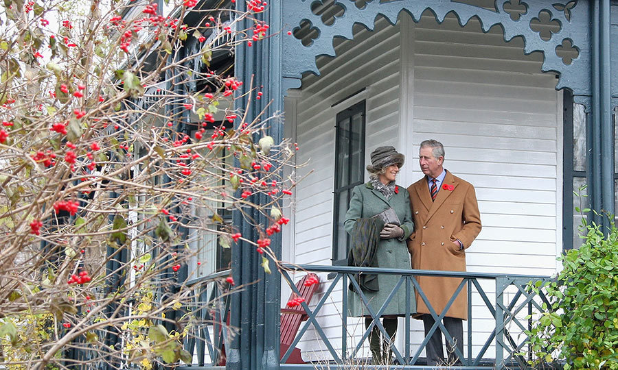 <h2>Prince Charles and Duchess Camilla</h2>