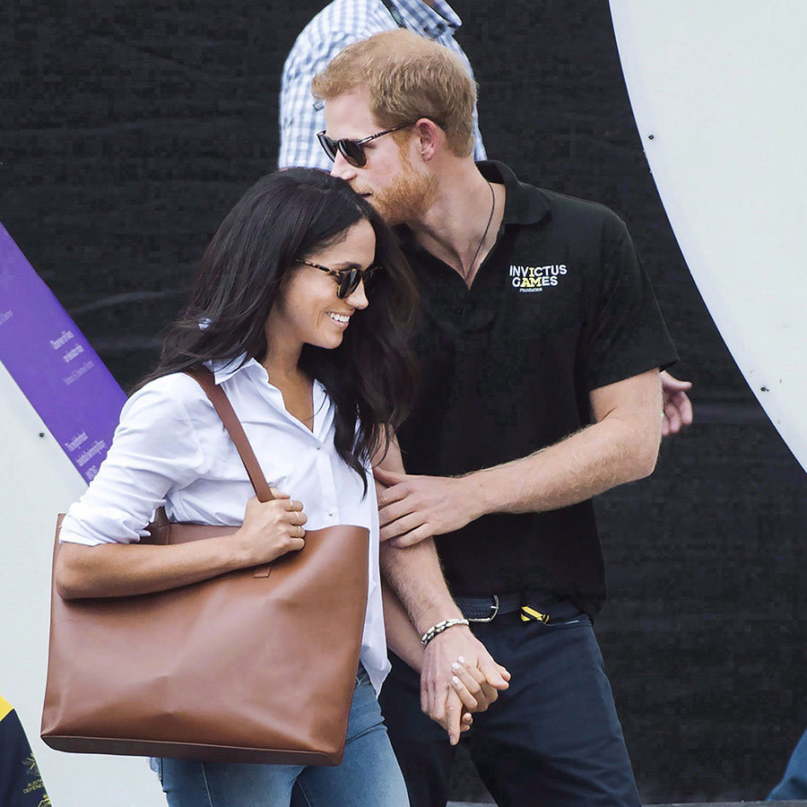 <h2>Prince Harry and Duchess Meghan</h2>