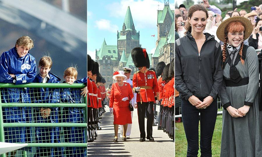 "Happy Canada Day! We here in the true north, strong and free love our <strong><a href=""/tags/0/british-royals"">Royal Family</a></strong>, and they love us right back! 