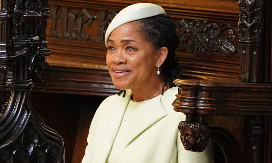 "It looks like <a href=""/tags/0/meghan-markle""><strong>Duchess Meghan</strong></a> gets her impeccable fashion sense from mom <a href=""/tags/0/doria-ragland""><strong>Doria Ragland</strong></a>!