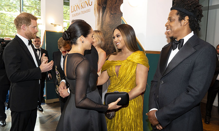 "<strong><a href=""/tags/0/prince-harry"">Prince Harry</a></strong> and <strong><a href=""/tags/0/jay-z"">Jay-Z</a></strong> were also on hand for the screening, which was attended by other stars such as <strong><a href=""/tags/0/seth-rogen"">Seth Rogen</a></strong> and more. 
