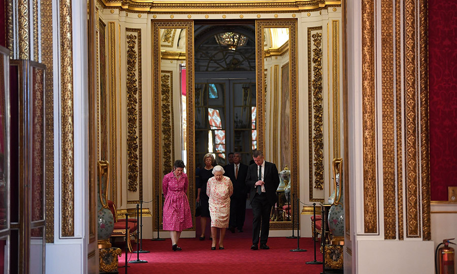 "<strong><a href=""/tags/0/buckingham-palace"">Buckingham Palace</a></strong> opens to the public on July 20, meaning tourists and Brits will be able to see its 19 State Rooms and the gardens. 