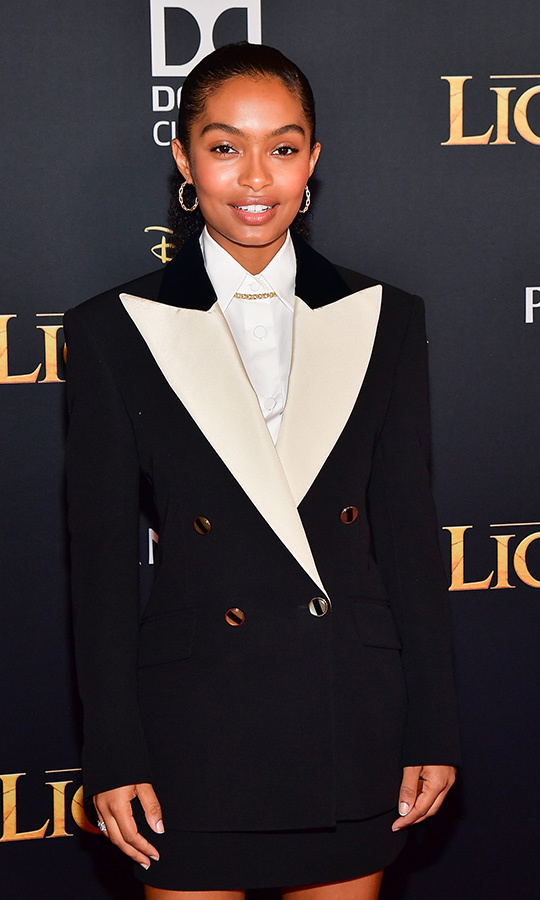 <h2>Yara Shahidi</h2>