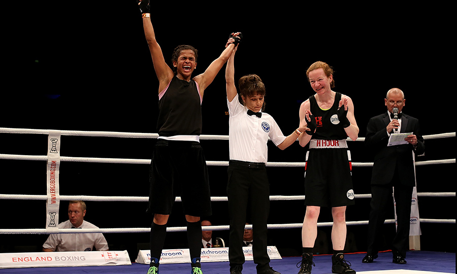 <h2>Ramla Ali</h2>