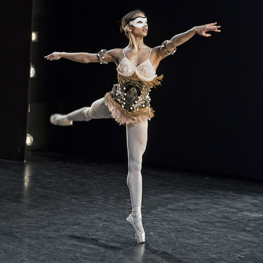 <h2>Francesca Hayward</h2>