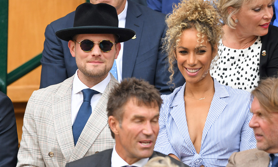 <h2>Leona Lewis and Dennis Jauch</h2>
