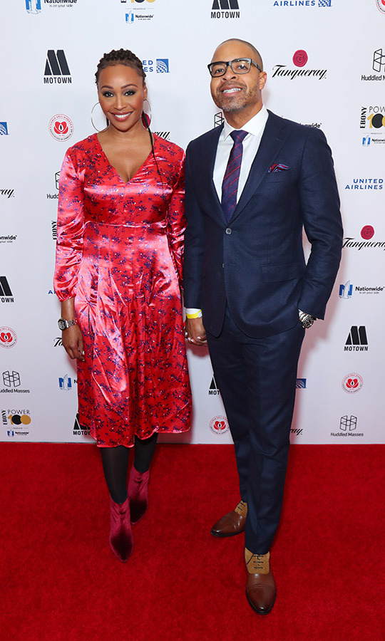 <h2>Cynthia Bailey and Mike Hill</h2>