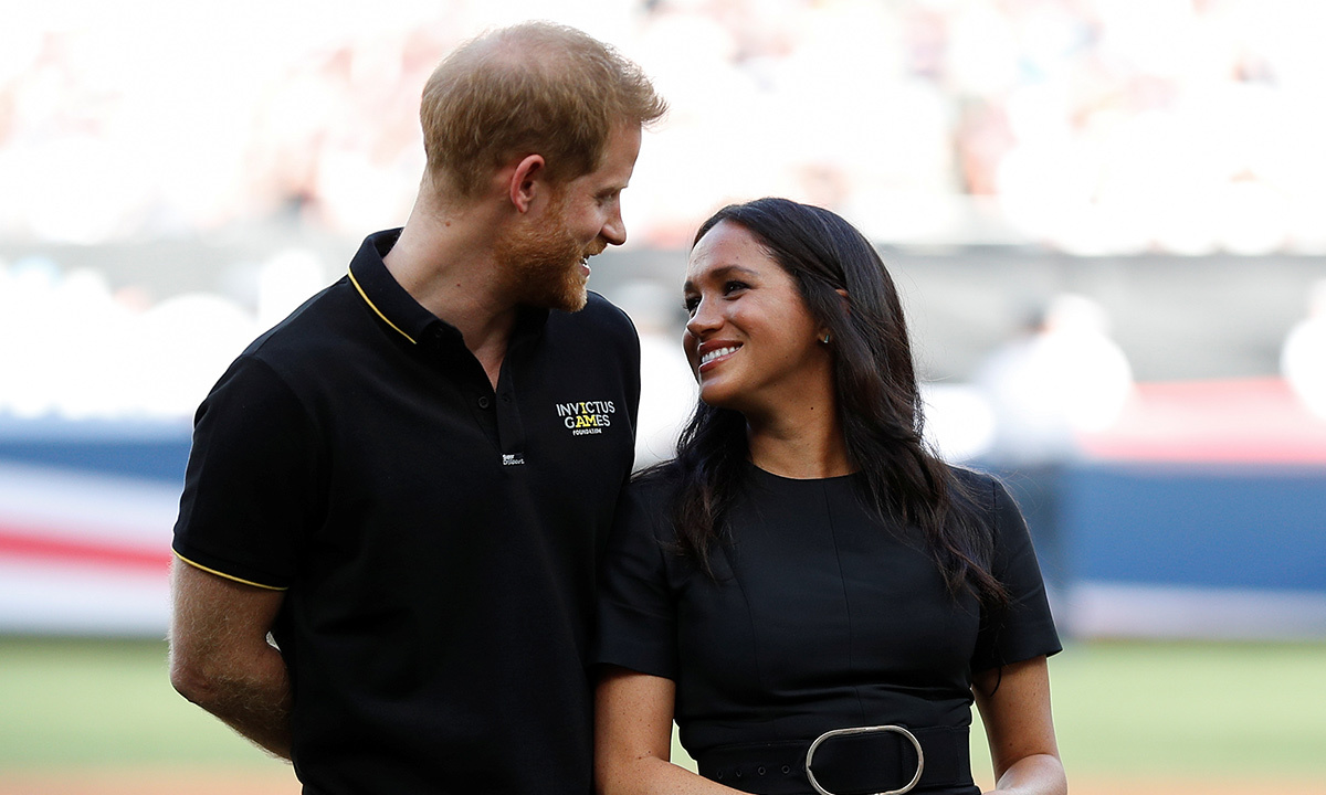 Prince Harry and Meghan Markle reveal the Instagram accounts they've decided to follow in August