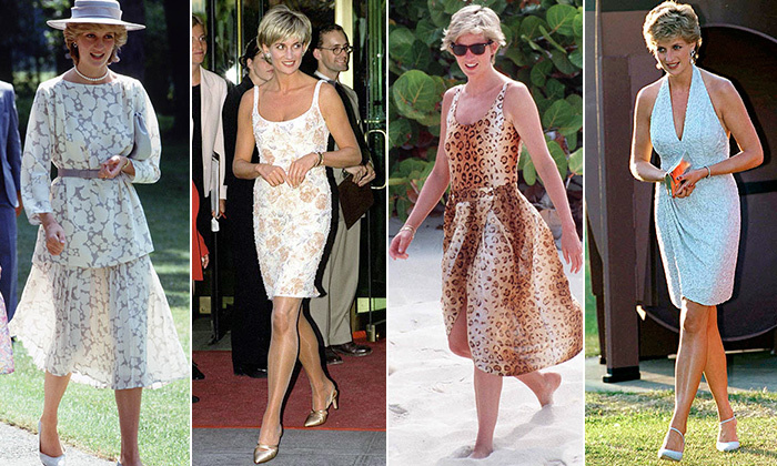 "Not only did <strong><a href=""/tags/0/princess-diana"">Princess Diana</a></strong> bundle up beautifully in the winter, but she also dressed to impress during the hotter months. 