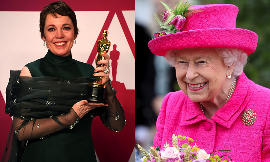 That time Olivia Colman of 'The Crown' 'accidentally' met the Queen