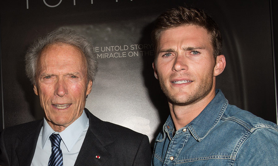 <h2>Clint Eastwood and Scott Eastwood</h2>