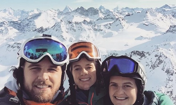 <h2>He loves sports and spending time outdoors</h2>