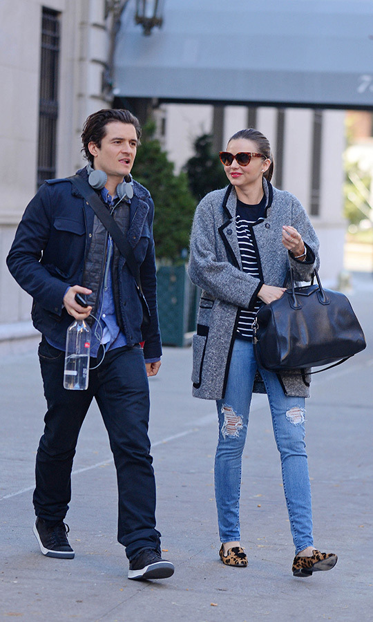 <h2>Orlando Bloom and Miranda Kerr</h2>