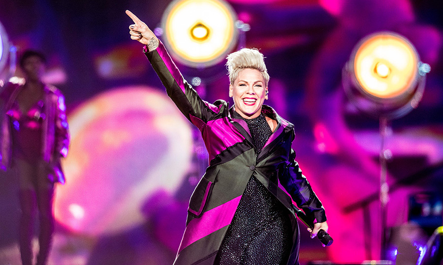 <h2>No. 5: Pink