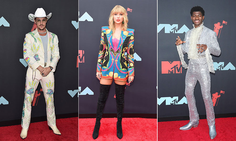 "The <strong><a href=""/tags/0/vmas"">MTV Video Music Awards</strong></a> lit up Jersey on Aug. 26, and some of music's biggest stars were on hand for one of the industry's most important evenings! 