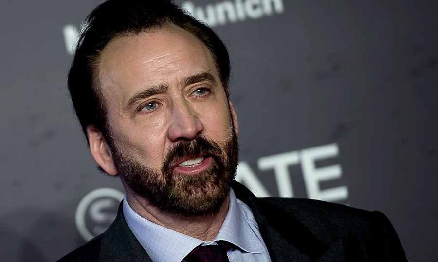 <h2>Nicolas Cage</h2>