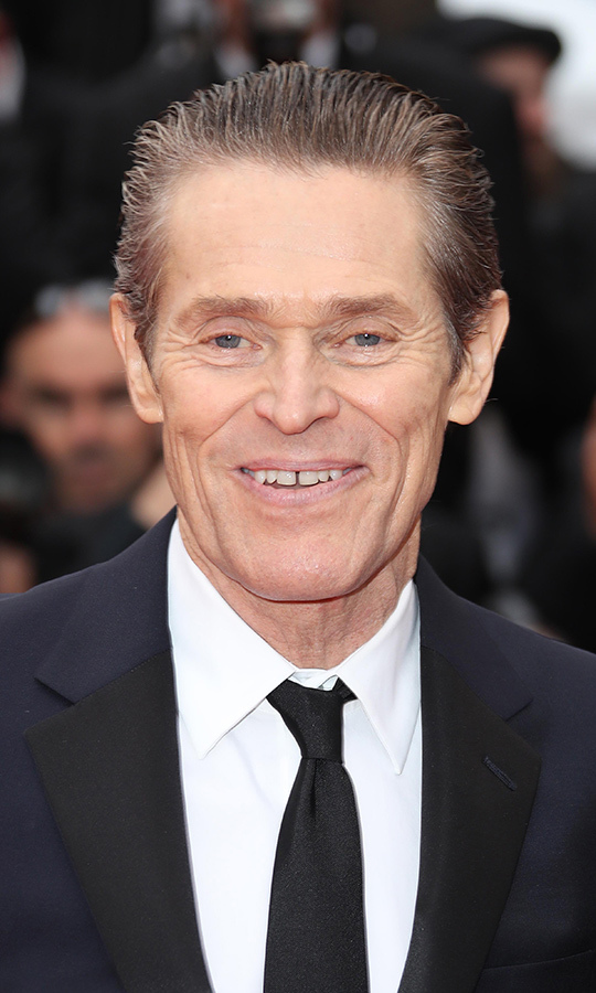 <h2>Willem Dafoe</h2>