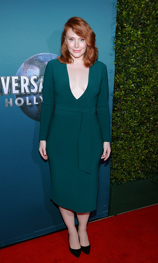 <h2>Bryce Dallas Howard</h2>