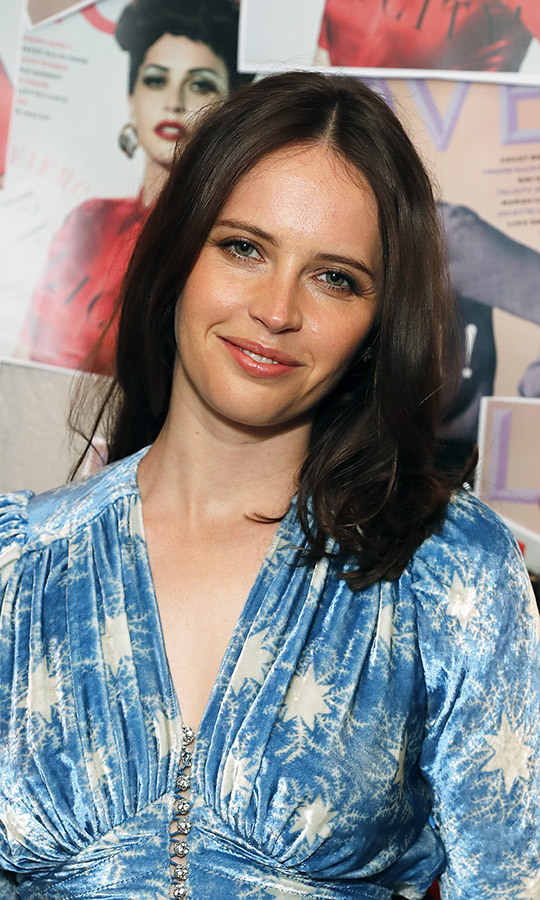 <h2>Felicity Jones</h2>