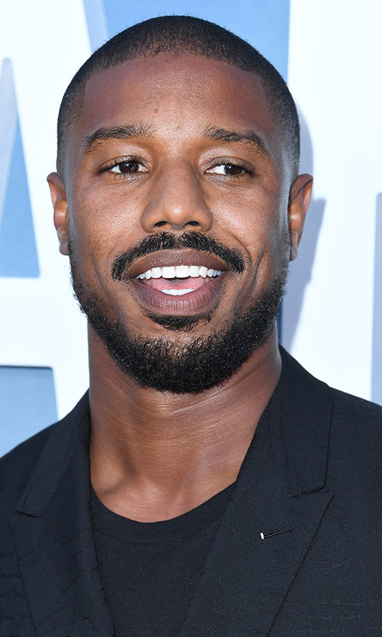 <h2>Michael B. Jordan</h2>
