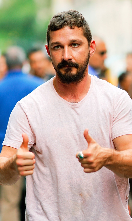 <h2>Shia LaBeouf</h2>