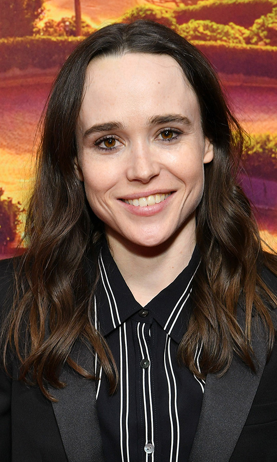 <h2>Ellen Page</h2>