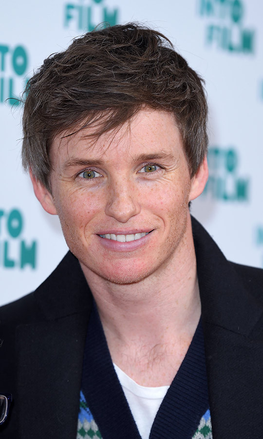<h2>Eddie Redmayne</h2>