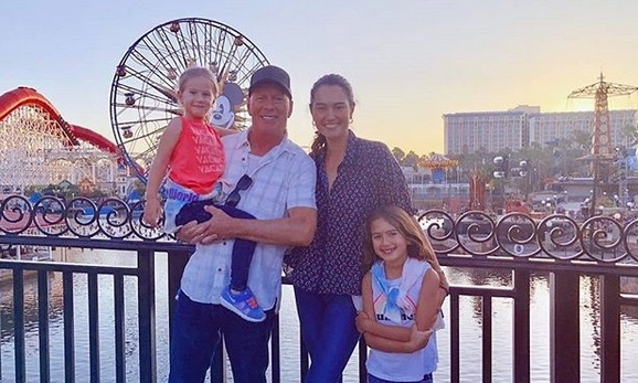 "<strong><a href=""/tags/0/bruce-willis"">Bruce Willis</strong></a> and his wife <strong>Emma</strong> took their two kids on a magical Disneyland vacation!