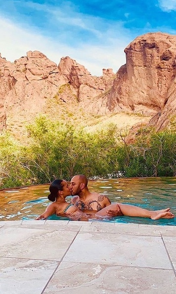 "<strong><a href=""/tags/0/alicia-keys"">Alicia Keys</a></strong> and husband <strong><a href=""/tags/0/swizz-beats"">Swizz Beats</a></strong> took a gorgeous vacation to celebrate their nine-year anniversary!