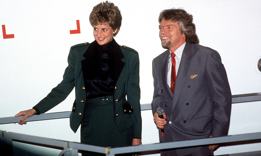 """Diana made time for everyone. I treasure her thoughtful, handwritten notes & memories of a kind, caring woman.""