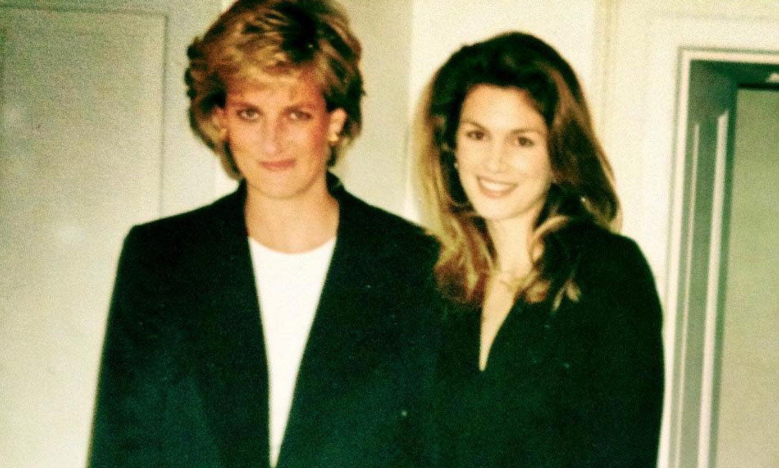 """I was nervous and didn't know what to wear, but remember as soon as she came into the room and we started talking, it was like talking to a girlfriend. She was a class act and showed us all what a modern day princess should be."" 
