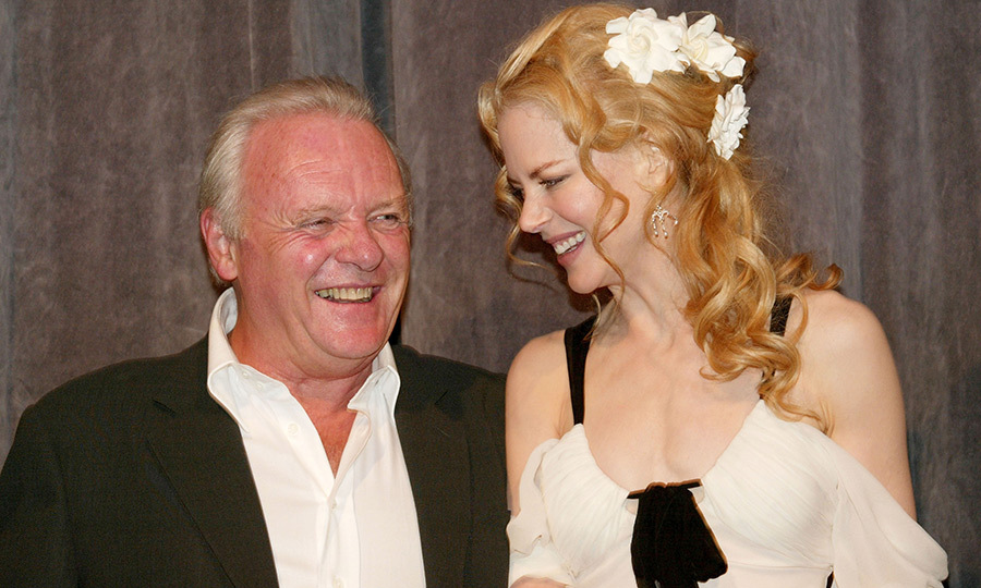 "Perennial TIFF favourite <strong><a href=""/tags/0/nicole-kidman"">Nicole Kidman</a></strong> looked like she was having a laugh fest with <strong><a href=""/tags/0/anthony-hopkins"">Anthony Hopkins</a></strong> at the premiere of <i>The Human Stain</i>, an adaptation of the <strong>Philip Roth</strong> novel of the same name, in 2003.