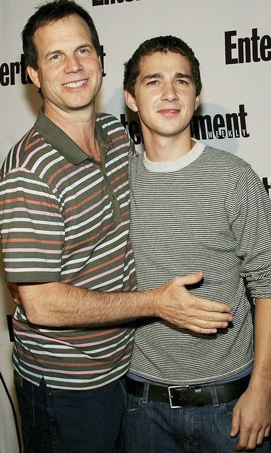 "Flashback to 2005, when a very young <strong><a href=""/tags/0/shia-labeouf"">Shia LaBeouf</a></strong> partied it up with <strong>Bill Paxton</strong> at the <i>Entertainment Weekly</i> party during TIFF.