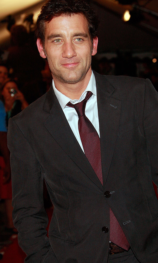 "<strong><a href=""/tags/0/clive-owen"">Clive Owen</a></strong> looked extremely handsome at the <i>Michael Clayton</i> premiere in 2007.