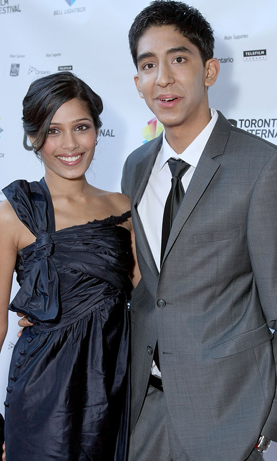 "Speaking of young, <strong><a href=""/tags/0/dev-patel"">Dev Patel</a></strong> was just 18 years old when he hit the TIFF red carpet with co-star <strong><a href=""/tags/0/freida-pinto"">Freida Pinto</strong></a> at the <i>Slumdog Millionaire</i> premiere in 2008. 