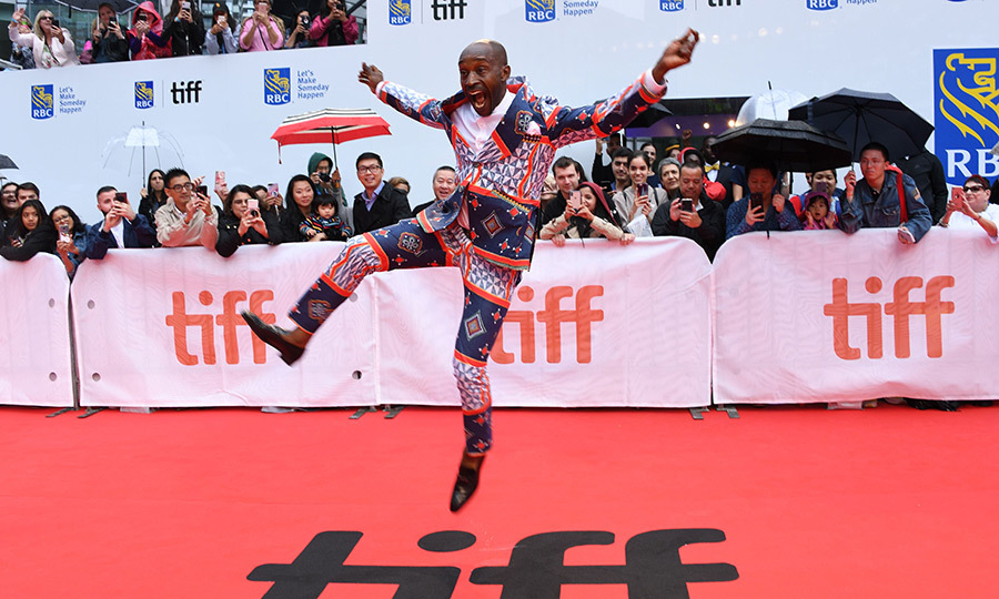 "How awesome was <Strong>Rob Morgan</strong>'s unique outfit on the red carpet for <i>Just Mercy</i>? It's easily one of the coolest <strong><a href=""/tags/0/tiff"">TIFF</a></strong> 2019 looks so far! We're crazy about it and clearly, so is he!