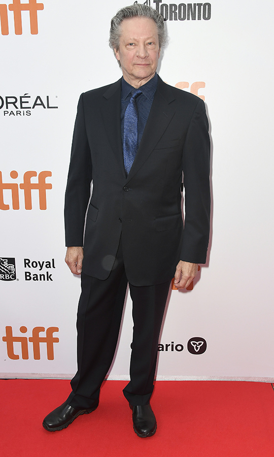 "<Strong><a href=""/tags/0/chris-cooper"">Chris Cooper</a></strong> looked cool and collected on the <i>A Beautiful Day in the Neighbourhood</i> red carpet on Sept. 7!