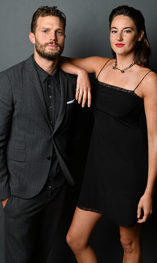 "<STRONG><a href=""/tags/0/jamie-dornan"">Jamie Dornan</a></strong> told us on the red carpet for <i>Endings, Beginnings</i> on Sept. 8 that he thinks co-star <strong><a href=""/tags/0/shailene-woodley"">Shailene Woodley</a></strong> is amazing. We're glad they're becoming friends! They posed together while out at the HUGO BOSS party on Sept. 8 at <Strong><a href=""/tags/0/tiff"">TIFF</a></strong>.