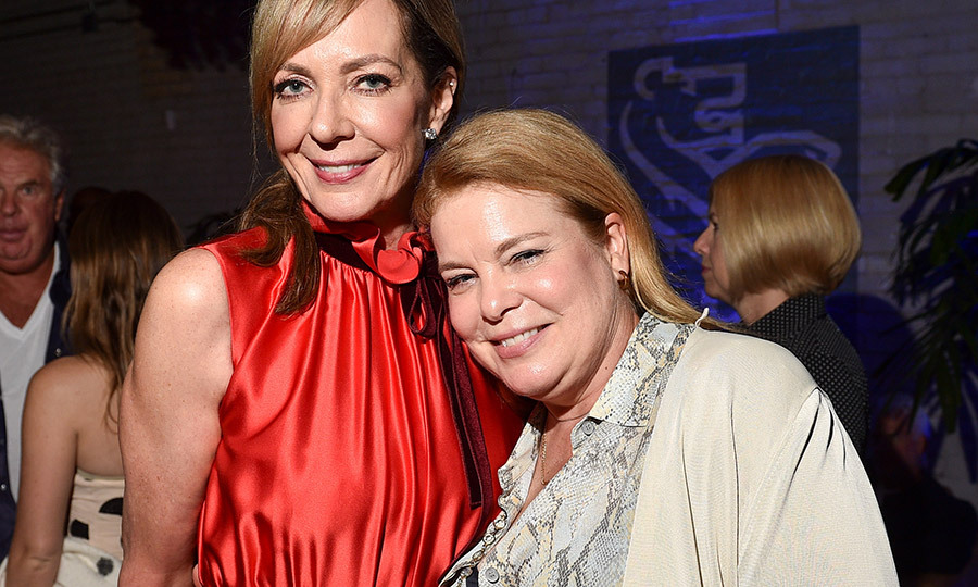 "<i>Bad Education</i> stars <strong><a href=""/tags/0/allison-janney"">Allison Janney</a></strong> and <strong><a href=""/tags/0/catherine-curtin"">Catherine Curtin</a></strong> looked like they were having a great time at the premiere party at RBC House on Sept. 8.