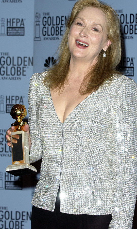 <h2>Golden Globe Awards, 2003</h2>