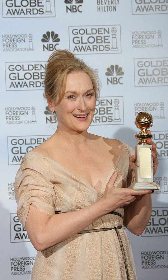 <h2>Golden Globe Awards, 2007</h2>