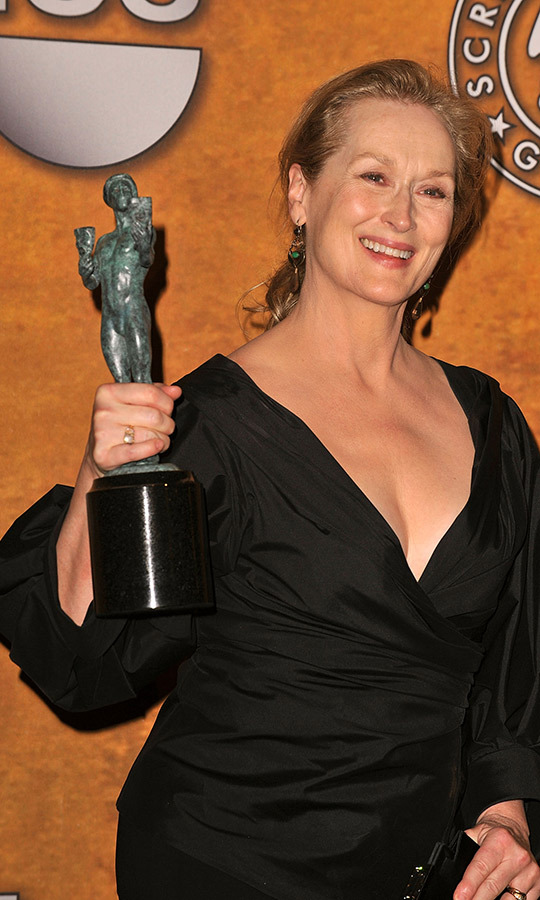 <h2>Screen Actors Guild Awards, 2009</h2>
