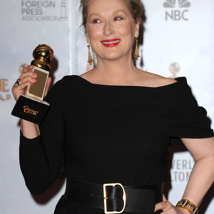 <h2>Golden Globe Awards, 2010</h2>