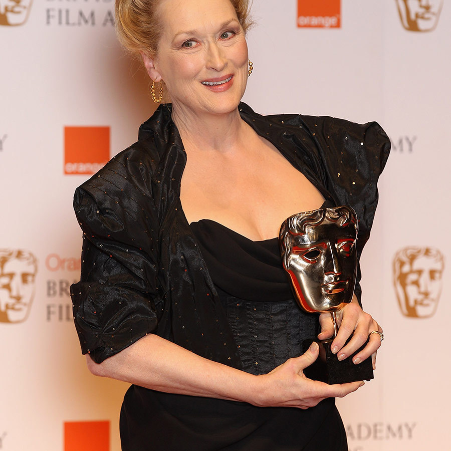 <h2>BAFTAs, 2012</h2>