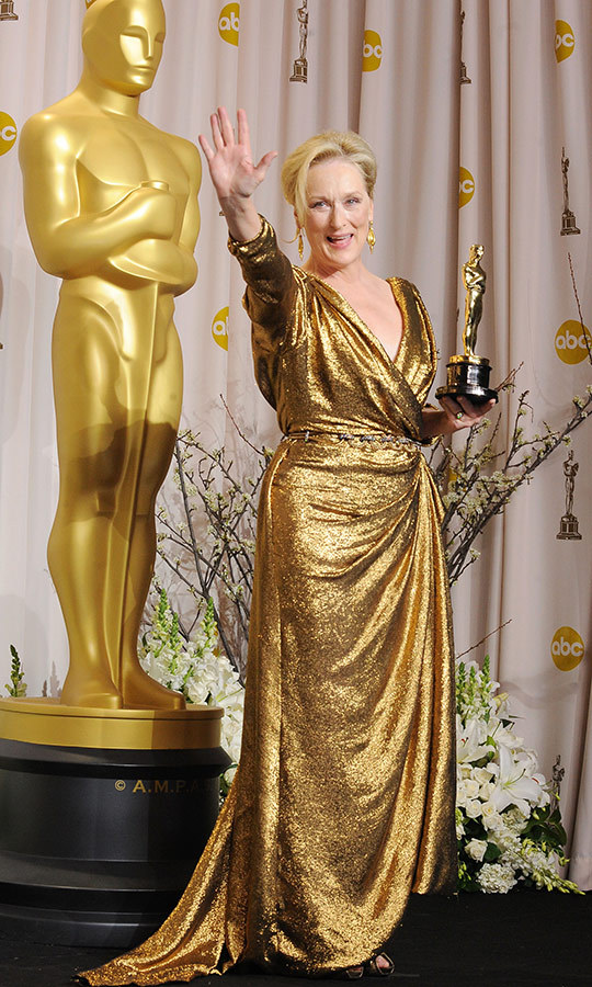 <h2>Academy Awards, 2012</h2>