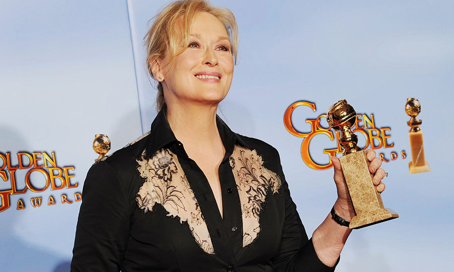 <h2>Golden Globe Awards, 2012</h2>