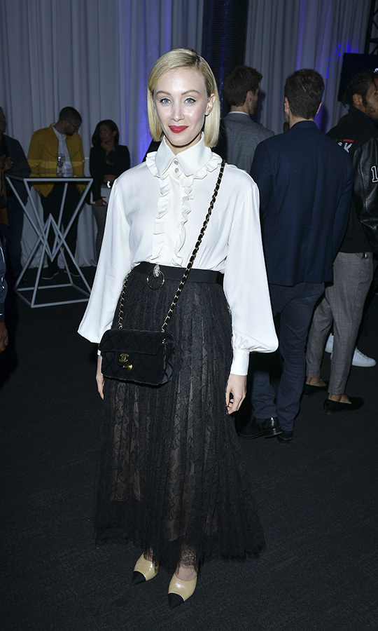 "<strong><a href=""/tags/0/sarah-gadon"">Sarah Gadon</a></strong> was also on hand for the event.