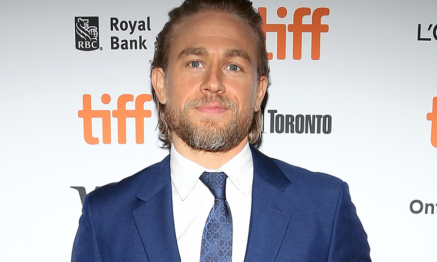Charlie Hunnam reveals his softer side and gives rare insight into his relationship at TIFF